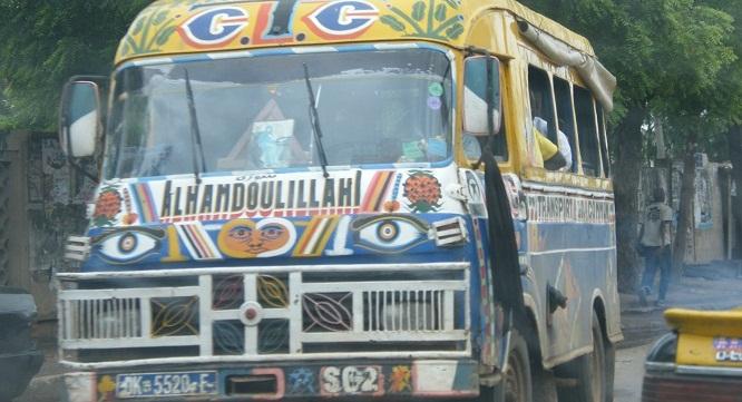 Car Rapide - Sénégal