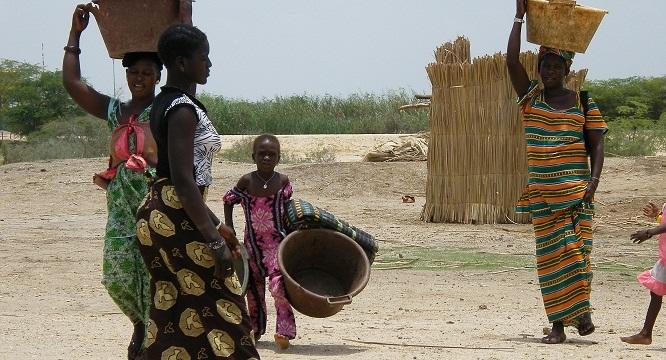 Femmes- Sénégal