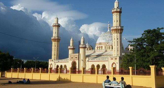 Mosquée de Djourbel - Sénégal